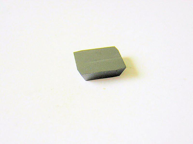 Plaquette SFAN avec revêtement diamant.