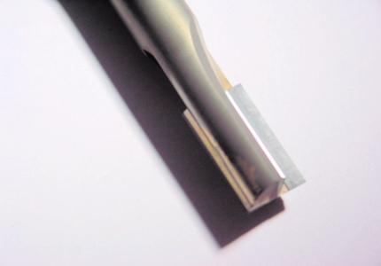 Fraise pour l'usinage des composites.